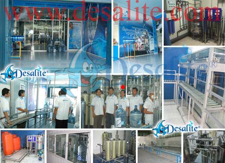 air minum oksigen